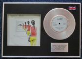"Depeche Mode - 7"" Platinum Disc & Cover - Dreaming of me"